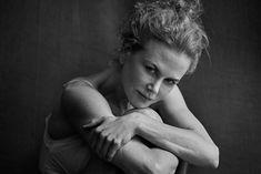 Nicole Kidman by Peter Lindbergh, Pirelli Calendar 2017