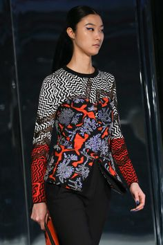 Kenzo | Fall 2014 Ready-to-Wear Collection | Style.com