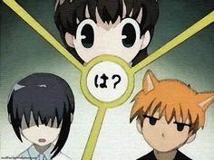 Confused trio