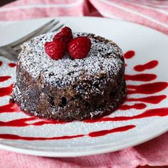 Chocolate Chambord Doughnut Bread Pudding - Chocolate and Chambord pair perfectly, and your special someone will love this indulgent and playful twist on traditional bread pudding.