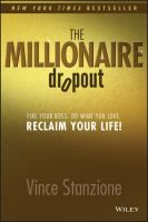 LINKcat Catalog › Details for: The millionaire dropout :