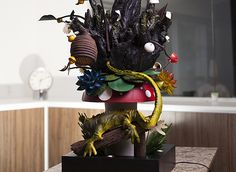 World Chocolate Masters 2013 - Brazil Masters, Brazil, Wreaths, Chocolate, Halloween, World, Home Decor, Art, Master's Degree