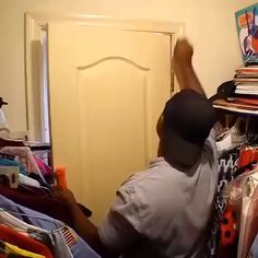 Closet ideas before/after makeover Amazing closet makeover and home organization ideas by Click the image to design your own with our free home design app. Keywords: home makeover ideas, diy home makeover ideas, closet ideas, closet clothes or Wardrobe Room, Wardrobe Design Bedroom, Master Bedroom Closet, Organize Bedroom Closets, Dream Bedroom, Closet Organization, Organization Ideas, Storage Ideas, Storage Design