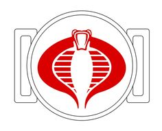 Belt buckle designed to scale. Cobra Commander, Sideshow, Belt Buckles, Scale, Action, Cosplay, Costume, Design, Coat Of Arms