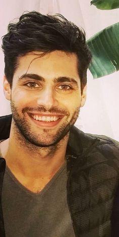 Matt - those eyes!