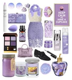 Designer Clothes, Shoes & Bags for Women Purple Color Palettes, Purple Palette, Sonoma Goods For Life, David Yurman, Tom Ford, Casetify, Balenciaga, Lavender, Candle
