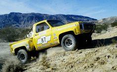 Old off-road pics Dodge Trucks, Chevrolet Trucks, Mini Trucks, Cool Trucks, Chevy Camaro, Riverside Raceway, Rc Drift Cars, Chevy Stepside, Classic Pickup Trucks