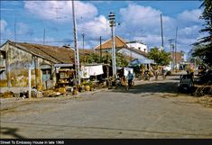 Hinh My tho xua Nepal Culture, Vietnam History, My Tho, Old Images, Street Photo, Street View, Landscape, Travel, Scenery