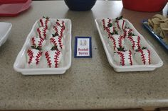 Secrets of a Modern Mama: Preston's Baseball First Birthday Party