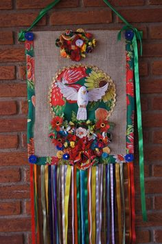 Divino Crafts For Kids, Arts And Crafts, Diy Crafts, Spiritus, Arte Popular, Weaving Patterns, 4th Of July Wreath, Kitsch, Folk Art
