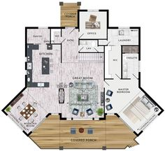 home layout plans 190066046762189586 - Beaver Homes and Cottages – Washago Source by janiceelgin Lake House Plans, House Layout Plans, New House Plans, Dream House Plans, Cabin Plans, Small House Plans, House Layouts, House Floor Plans, Home Building Design