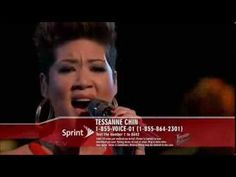 I Have Nothing  -  Tessanne Chin   The Voice 5 Finals Performance