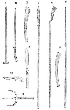 Khmer Weapons