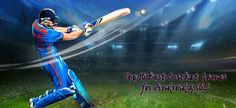 The latest collection of Top 10+ Best Cricket Games for Android & iOS 2017. Download this Cricket Games on your Smartphone and Start the Match right away.