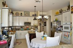An Oasis in the Desert: YAY, My Kitchen Reveal