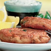 Texas Style Salmon Patties