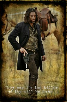Cullen Bohannon Pixlr edit I did. Hell on Wheels will be missed once it concludes this year.