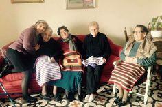 Le nonne di Gangi (PA) Sono Giuliette