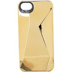 Marc by Marc Jacobs Metallic Faceted Phone Case for iPhone® 5