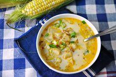 Let's eat: Smoky Corn Chowder