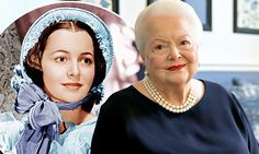 Gone With The Wind's Olivia de Havilland, who turns 100 on Friday, has finally…
