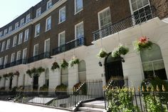 Cartwright Gardens is a crescent shaped park and street located in Bloomsbury, London near Kings Cross