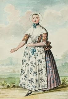 Dutch Prints - Reproducing dutch printed garments. - look at all the different fabric!