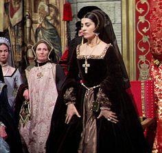 Anne of the Thousand Days - Catherine of Aragon