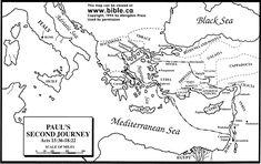 Essay on Paul's Missionary Journeys