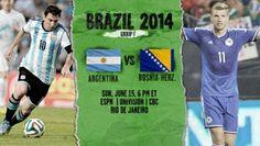 2014 world Cup next coming match:  Argentima vs Bosnia  Royalewin Sportsbook : www.rwin888.com