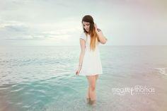 High school senior photography / Senior Girl Pose Beach / Senior Photography / Beach Session