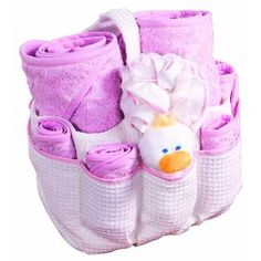Summer Infant 9 Piece Lil' Luxuries  Essentials Set, (baby, baby-girl-gift-ideas, diaper care, skin care, baby and childcare, baby shower, baby shower gift, environmentally friendly, green, natural baby), via https://myamzn.heroku.com/go/B00473XGS4/Summer-Infant-9-Piece-Lil-Luxuries-Essentials-Set