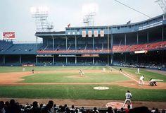 Old Tigers Stadium, Detroit, Michigan. 1995