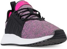 adidas Originals Unisex Shock X PLR Running Zapatos, Shock Unisex Rosa/Negro/Blanco 474269