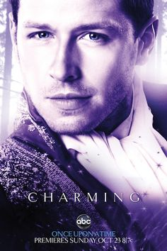 Prince Charming/David Nolan  Prince Charming is Snow White's husband and the biological father of Emma Swan. His 'real name' is James.He became King George's son after a deal was struck with Rumples.