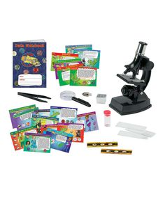 Magic School Bus: Microscope Lab Kit