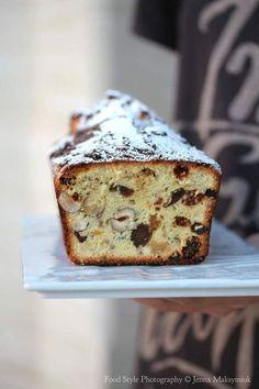 Cake amandes, noix, noisettes et raisins Énergie - Keks : la recette facile