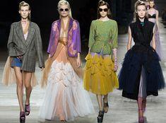Dries Van Noten Spring/Summer 2016 Collection  #runway #catwalk #fashion