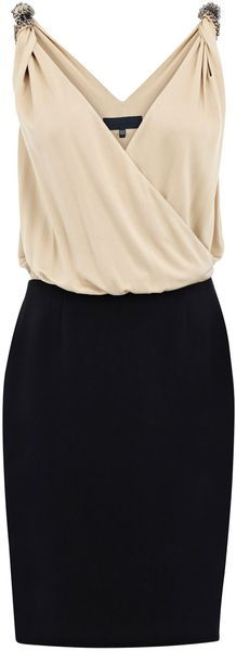 Bastyan Delora Wrap Dress - Lyst                              …