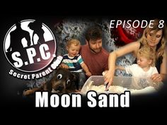 SPC Projects: Moon Sand - YouTube