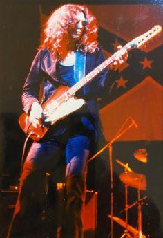 Allen Collins, Lynyrd Skynyrd, 1970s