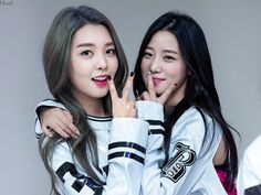 Sehyung and Johyun