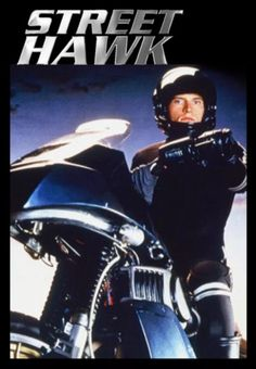 Street hawk so glad I can watch reruns! I love this show! Archie Bunker, 80 Tv Shows, Nostalgia, 80s Tv, Good Old Times, Vintage Tv, Great Films, Classic Tv, Favorite Tv Shows