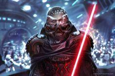 Darth Vader redesign , Joshua  Cairos on ArtStation at http://www.artstation.com/artwork/darth-vader-redesign-e4053794-40c2-4729-b14a-50327143765c