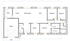 Les 34 Meilleures Images De Plan Maison 3d Plan Maison 3d