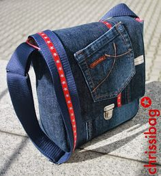 jeans upcycling f r eine coole kuriertasche schultasche kuriertaschen upcycling und jeans. Black Bedroom Furniture Sets. Home Design Ideas