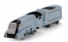 *Stocking - got* Thomas & Friends Trackmaster Spencer Motorised Engine: Amazon.co.uk: Toys & Games