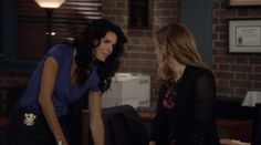 "Rizzoli & Isles 4.09 ""No One Mourns the Wicked"""