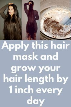 Apply this hair mask and grow your hair length by 1 inch every day Today i will share one secret hair growth mask, that will make your hair extremely longer. what you need to do is very simple, just apply this mask 1 hour before hair wash For this hair mask you will need Coconut oil Yogurt Coffee powder – Do not use instant coffee powder, use grounded coffee …