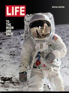 Life Magazine - Life To The Moon And Back Magazine Cover Life Magazine, Magazine Photos, Apollo 11, Programa Apollo, Foto Picture, Apollo Space Program, Magazin Covers, Life Cover, Buzz Aldrin